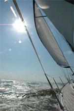 Segelyacht