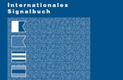 Internationales Signalbuch (Cover der Printausgabe des BSH)